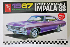 BL AMT 1967 Chevrolet Impala SS in 1/25 981 /12 ST
