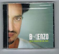 B.ENZO - UNTIL DEATH DO US PART - CD 10 TITRES - 2012 - NEUF NEW NEU