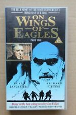 On Wings of Eagles Pt.1 [VHS] By Burt Lancaster,Richard Crenna.