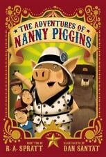 The Adventures of Nanny Piggins-ExLibrary
