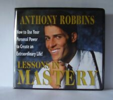 Lessons in Mastery: Anthony Robbins - 6CD