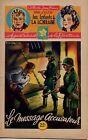 LES ENFANTS DE LORRAINE N° 19 HENRI D ALZON LE MESSAGE ACCUSATEUR 1946