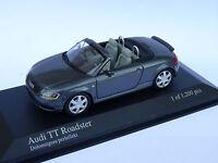 Audi TT roadster cabriolet de 1999  au 1/43 de Minichamps