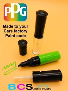 SUBARU TOUCH UP PAINT ALL CARS BRUSH AND PEN MADE TO YOUR COLOUR CODE