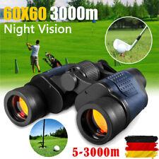 Fernglas Feldstecher 60x60 Nachtsicht Fernrohr Binoculars Ferngläser Zoom 3000M
