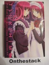MANGA:  Lunar Legend Tsukihime Vol. 4 by Type-Moon & Sasakishonen (Paperback)