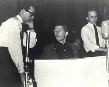 """Buddy Holly / Jerry Lee Lewis 10"""" x 8"""" Photograph no 10"""