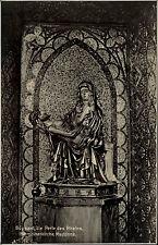 Boppard am Rhein s/w AK 1922 datiert Madonna in der Karmeliterkirche ungelaufen