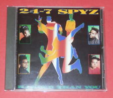 24-7 Spyz - Harder than you -- CD / Metal