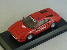 Model best 9445-ferrari 308 gtb coupe firefighters Austria - 1983 1/43