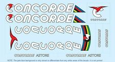 Concorde Bicycle Decals-Transfers-Stickers #6