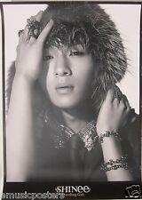 """SHINEE """"DAZZLING GIRL V.1"""" ASIAN PROMO POSTER - Korean Boy Band, K-Pop Music"""