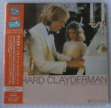 Richard Clayderman-ONU Blanc Jour D 'ONU Chaton + 2 Japon SHM MINI LP CD OBI NEUF