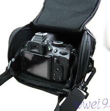 Camera protect Case Bag for Canon DSLR 1300D 650D 550D 600D 750D 60D 70D 100D 5D