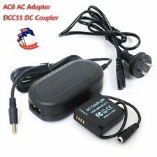 Ac8 AC Adapter Dcc11 DC Coupler for Panasonic Lumix Lx100 Gx7ii Gx85 Camera