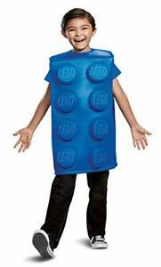 LEGO Kids Costume Dress Up Fancy Dress Blue Children Outfit BNIB