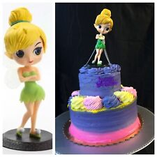 Tinker Bell Cake Disney Princess PVC Figure Cake Topper Collection Toy Doll