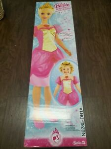 2008 My Size Ballerina Barbie Doll Sealed Clothes tiara new in box