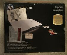 HP Scanjet G3110 L2698A Flatbed Photo Document Scanner Office NRFB