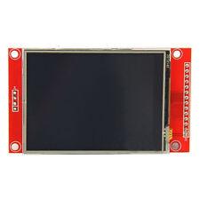 """2.8"""" 240x320 SPI TFT LCD Serial ILI9341 5V/3.3V PCB Adapter Dauerhaft LCD 2017"""