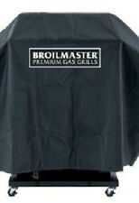 Broilmaster Gas Grill Black Factory Heavy-Duty Cover without Shelves Dpa 8 New