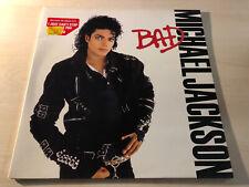 Michael Jackson Bad Vinyl LP Epic EPC 450290 1 FOC OIS 1987