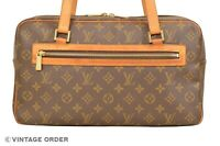 Louis Vuitton Monogram Cite GM Shoulder Bag M51181 - YG01203