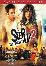 Step Up 2 The Streets Dance Off Edition DVD WS with Slipcover FREE Shipping USA