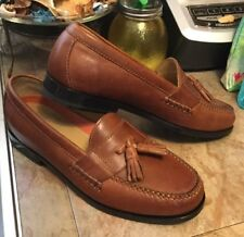 """COLE HAAN MEN'S Shoes Size 8M """"Pinch Grand Tassel Loafer - Papaya"""" NEW"""
