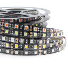 5m LED Lichterkette Streifen Band RGB Lichter Schlauch 5050 SMD Leiste Strip DC