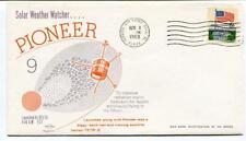 1968 Pioneer 9 Delta Solar Weatger Watcher TETR-2 Patrick Air Force Base NASA US