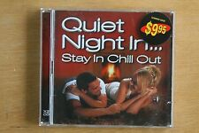 Quiet Night In..Stay In Chill Out  - Eva Cassidy, Omar, Simply Red   (Box C271)
