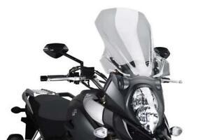 Puig Touring Screen Clear Suzuki DL 1000 V-Strom & XT 2014 - 2019