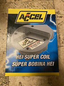 Accel 140003 GM High Energy HEI Super Coil, Red/Yellow Chevrolet