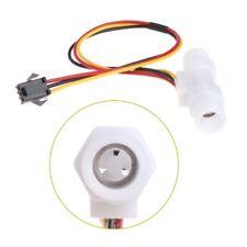 0.3-3.0L/min Plastic Water Liquid Level Flow Sensor Meter Male Switch Flowmeter