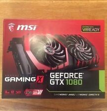 MSI NVIDIA GeForce GTX 1080 Gaming x 8 Go GDDR 5X carte graphique