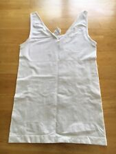 NWOT HSN Yummies by HeatherThomsons 2 Way Tank Top Shaper- White - size M/L