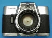Voigtlander Ultramatic  with 50mm f2 Septon  #13237