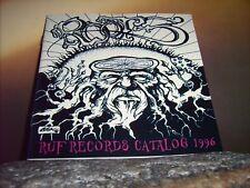 VARIOUS  -  ROOTS / RUF RECORDS CATALOG 1996  ++  CD / NEUWERTIG  ++