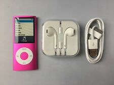Apple iPod nano 4th Generation Pink (8GB) new