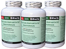 3 Bottles of EZorb Calcium Powder Save 7%,  An Elixir Industry Product
