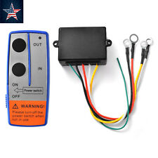 HOT Winch Wireless Remote Control Key Receiver Switch Kit for Truck Jeep ATV 12V