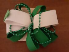 Irish accessory this can be attached to hair or a jacket or a coat the price tag