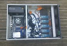 Boîtier Serveur Mining CM + RAM + CPU + SSD 16Go + ALIM EVGA SUPERnova 1300 G2