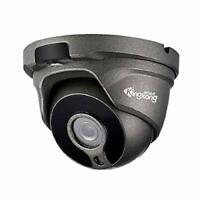 4MP PoE CCTV IP Camera with Audio, KingKongSmart Onvif Dome Security Camera