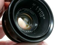 JUPITER 12 35mm 2.8 LTM Leica M39 Mount Lens for RF Camera