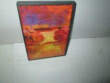 ERIC JOHNSON - LIVE IN ANAHEIM 2006 rare Concert dvd Mint Ln