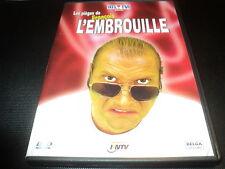 """DVD """"LES PIEGES DE FRANCOIS L'EMBROUILLE 1"""" F. DAMIENS / cameras cachees"""
