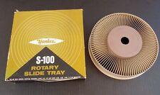 "Vintage - Yankee S-100 Rotary Slide Tray - Capacity 100 -  2"" x 2"" Slides"