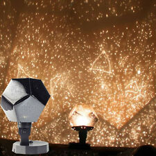 Romantic Night Light Science Astro Star Projection Lamp Constellation Projector